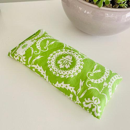 Lime Eye Pillow - Lavender + Chamomile