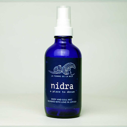 Nidra Essential Oil Mist