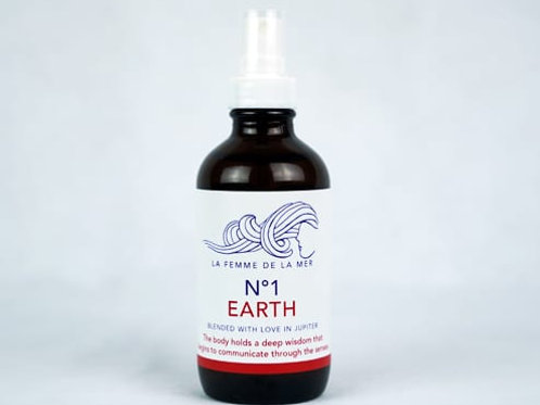 N°1 EARTH – GROUND Mist– 4 fl oz. / 120ml