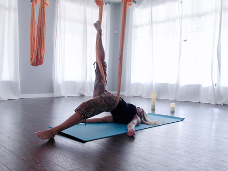 WHY ADD RESTORATIVE YOGA TO YOUR PRACTICE BY CARLA D'ORIO