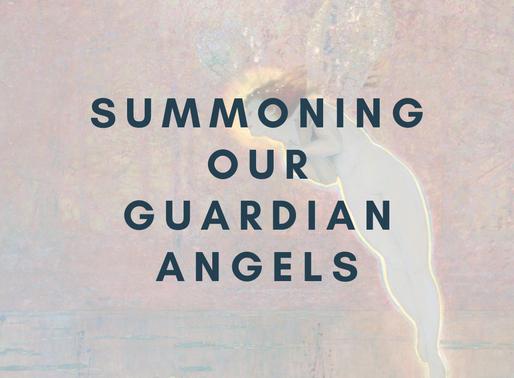 """Summoning Our Guardian Angels"" - Rev. Warren Murphy"
