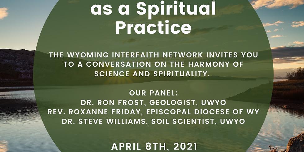 Earth Keeping as a Spiritual Practice