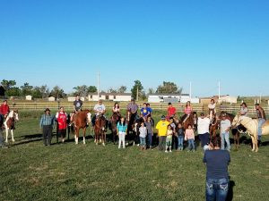 Horse Culture; Gathering on Economic Opportunities
