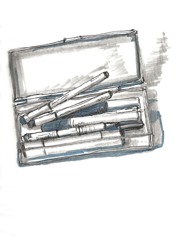 Box-o-pens