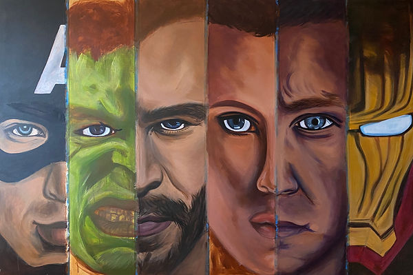 Avengers 2.0 - WIP