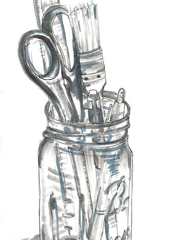 Jar-o-things