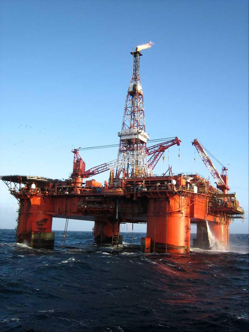 EX-Drilling Rig
