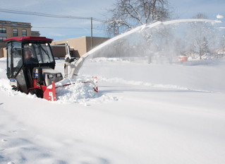 Sidewalks Are One Of The Most Difficult Areas For Snow Contractors To Deal With