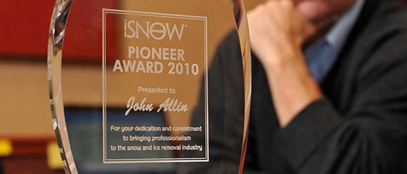 John Allin Consulting Award
