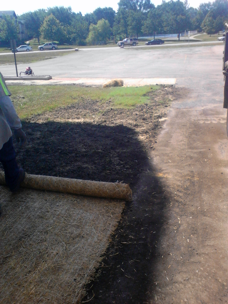 Landscape Install Near Chicago
