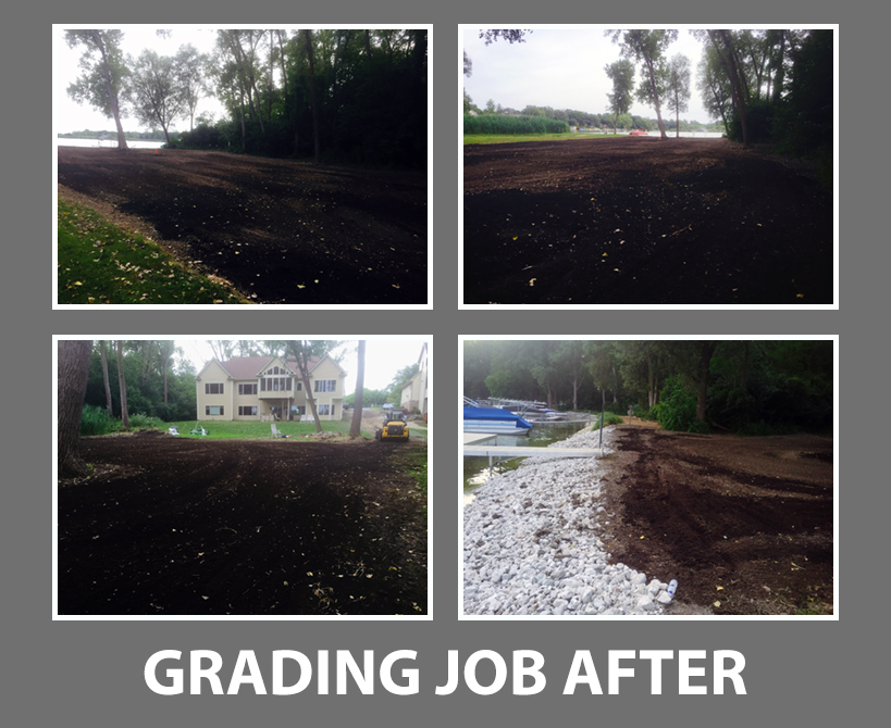Grading Job Chicago After