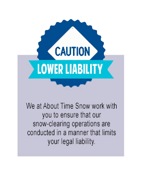 About Time Snow Lower Liability
