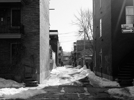 Viewing Sidewalk Snow Removal