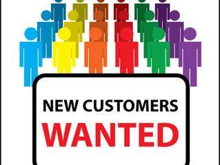 Seeking Out New Customers