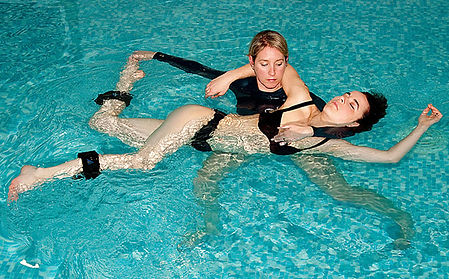 Watsu Aquatic Massage at Soulistic Healing Center