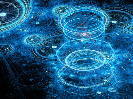 The Quantum World and The Physics of Healing