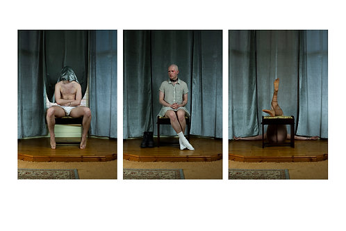 Triptych of A2 Prints