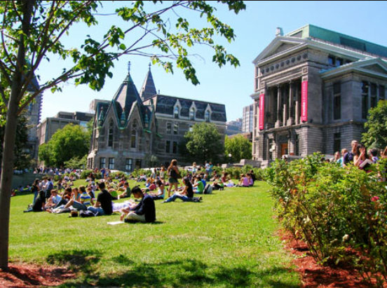 McGill University, School of Continuing Studies