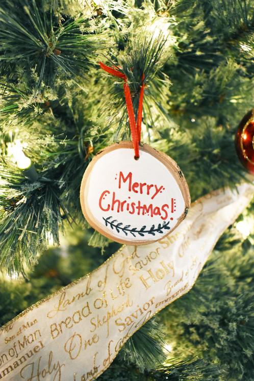 Merry Little Christmas | Art & Wall Decor | Utah | Black Sage Decor