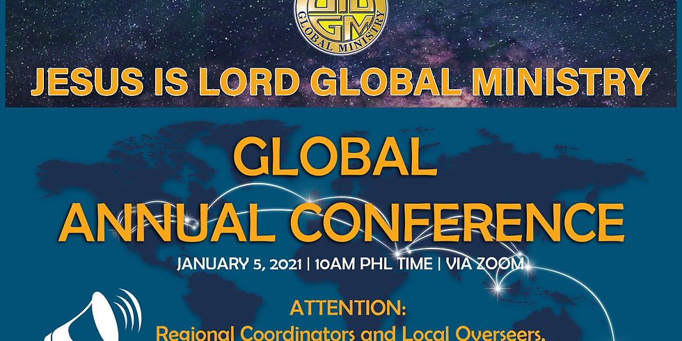 Global Annual Conference