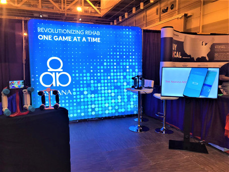 Technology & Gaming: Big Hits at Occupational Therapy Conference