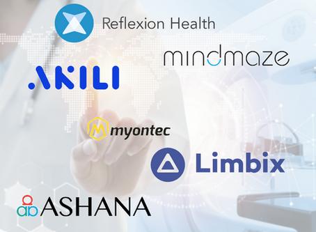 6 Startups Changing Rehabilitation