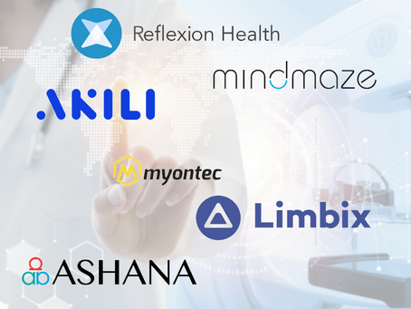 6 Startups Changing Rehabilitation