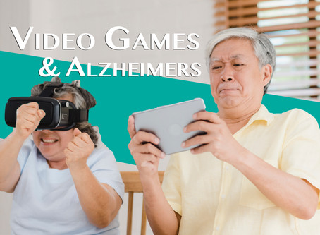 Video Games in Early Alzheimer's Detection