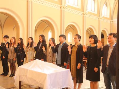 2019년 부활절 예배