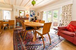 Dining Room from Talk Green