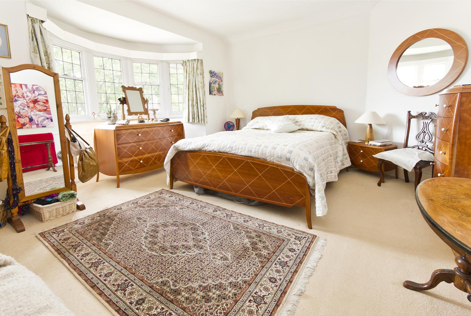 Bedroom interior 2 from Talk Green