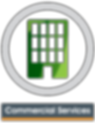 Talk Green Icon for Commercial Services