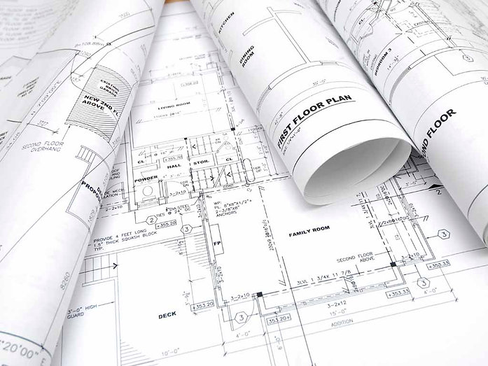 Floor plans for property on Talk Green website