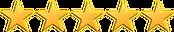 5 stars for Talk Green Testimonials
