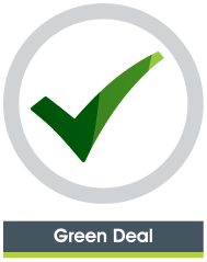 Talk Green Icon for Green Deal