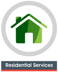 Talk Green Icon for Residential Services