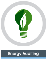 Talk Green Icon for Energy Auditing