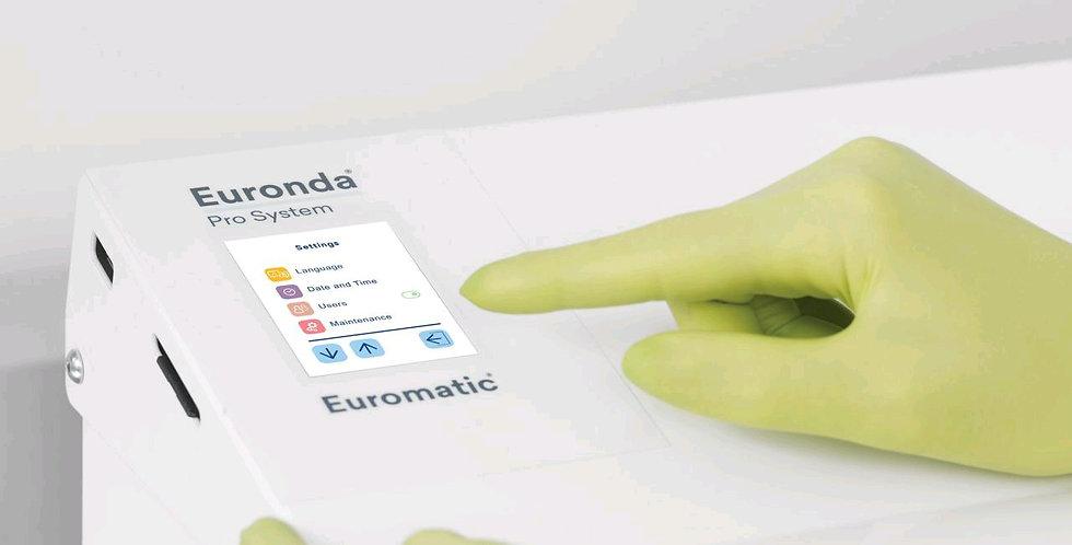 EUROMATIC SELLADORA ROTATIVA / EURONDA