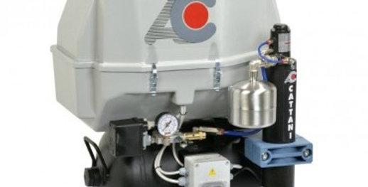 AC 200 Q / Compresor 2 Cilindros Insonorizado