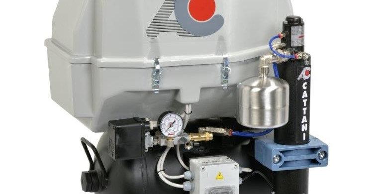 Compresor AC 100Q / Para 1 equipo dental