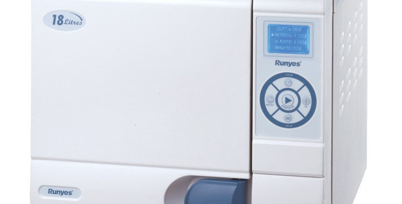 AUTOCLAVE 18 L / RUNYES  / CLASE B