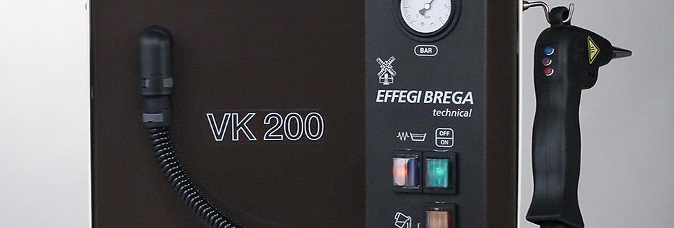 VK200 - Generador de Vapor Effegi
