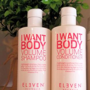 Eleven Australia Shampoo and Conditioners