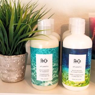 R+Co Atlantis Shampoo and Conditioner