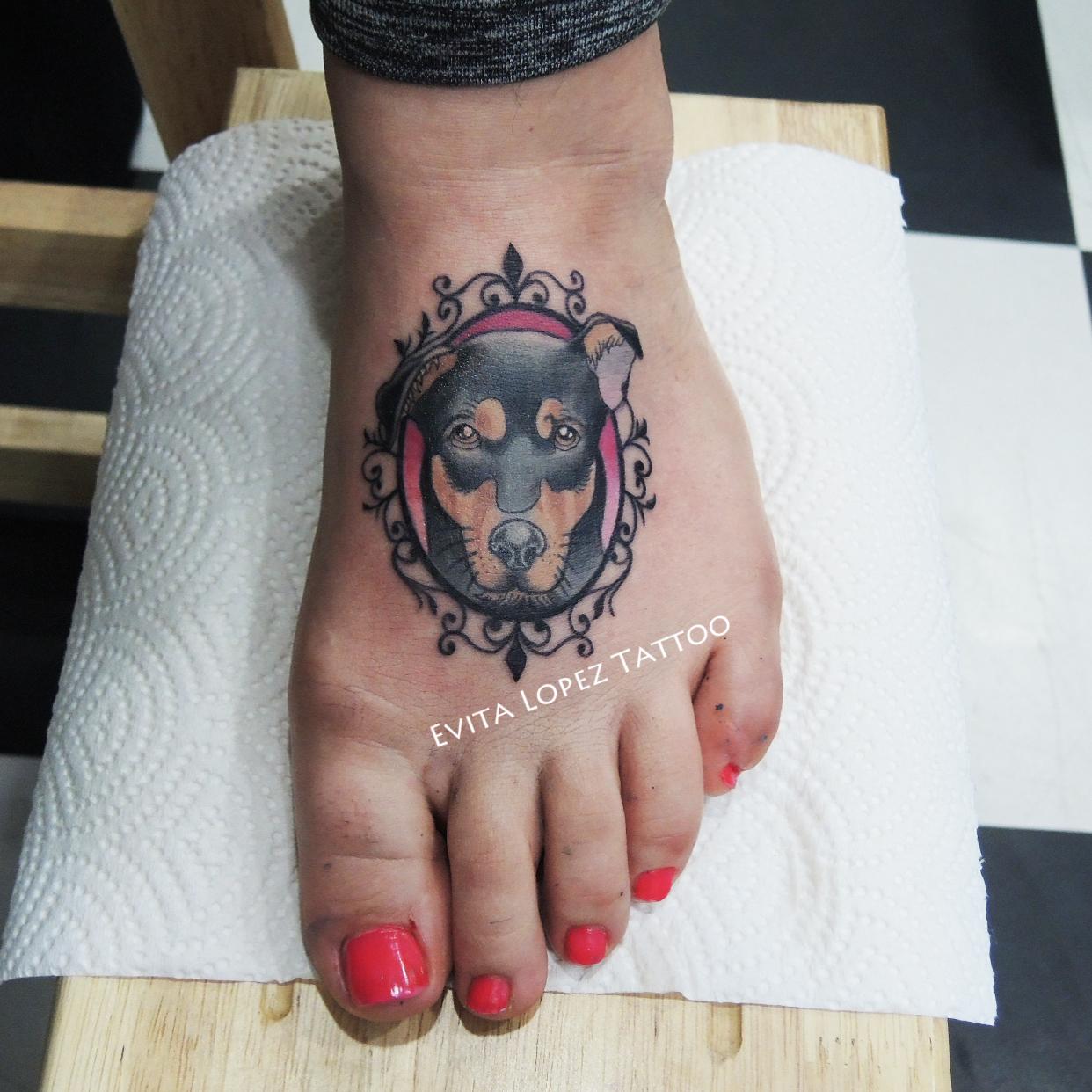 8c7a95 0225d5319a5448a3824b12d0b94e589e~mv2 d 1242 1242 s 2 - Neo Traditional Tattoo Dog