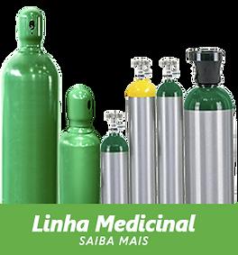 linha medicinal multi gás palmas