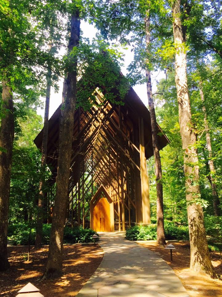 Garvan Gardens Chapel