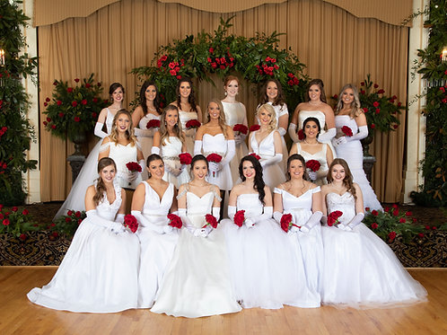 Hot Springs Debutante Ball 2018