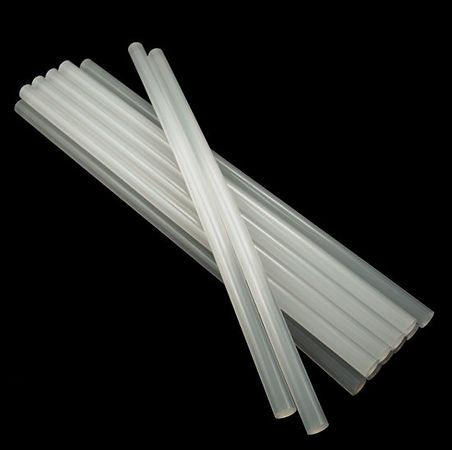 прозрачные клеевые стержни 11 мм