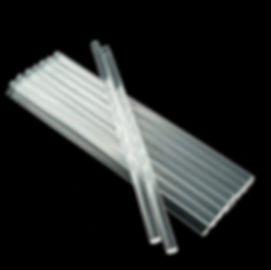 прозрачные клеевые стержни 7 мм